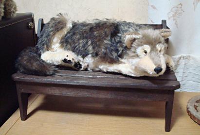 0507オオカミとベンチ.jpg